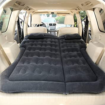 Amazon.com: ZCY - Cama inflable para coche SUV, 70.9 x 51.2 ...
