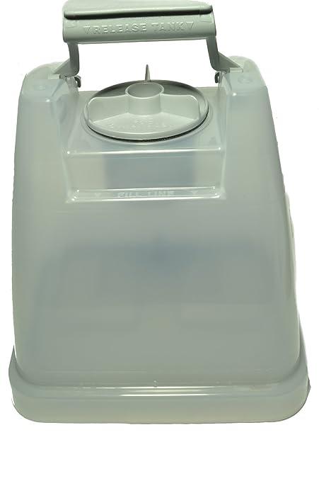 Aspirador de vapor solución tanque con tapa, encaja: Ultra vapor ...