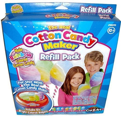 Cra-Z-Art Real Cotton Candy Maker Refill