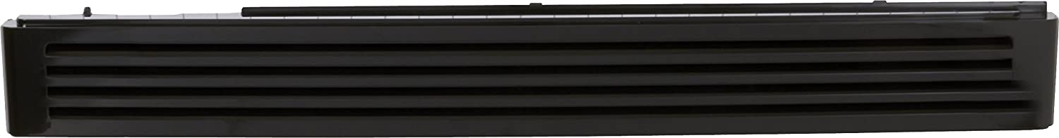 General Electric WB07X11009 Grille Vent. Black