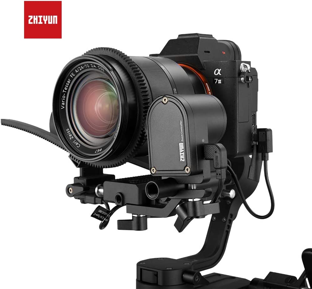 for Zhiyun WEEBILL LAB//Zhiyun WEEBILL S//Zhiyun Crane 3 LAB Max Zhiyun CMF-04 TransMount Servo Follow Focus//Zoom Controller