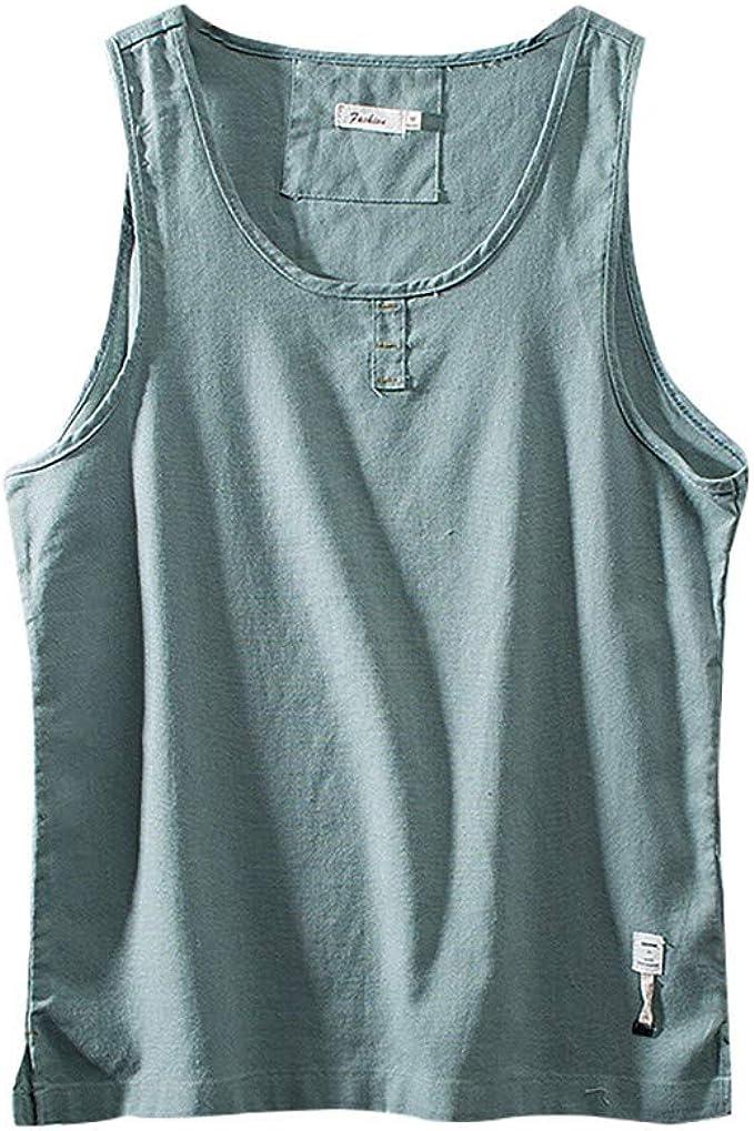 Sylar Camisetas De Tirantes Hombre Color Sólido Camiseta Tirantes ...