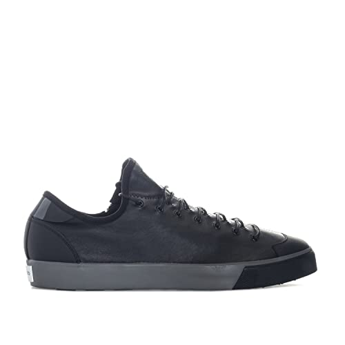 bbe7720672cbc adidas Mens Y-3 Mens Y-3 Sen Low Trainers in Black - UK 6  Amazon.co ...