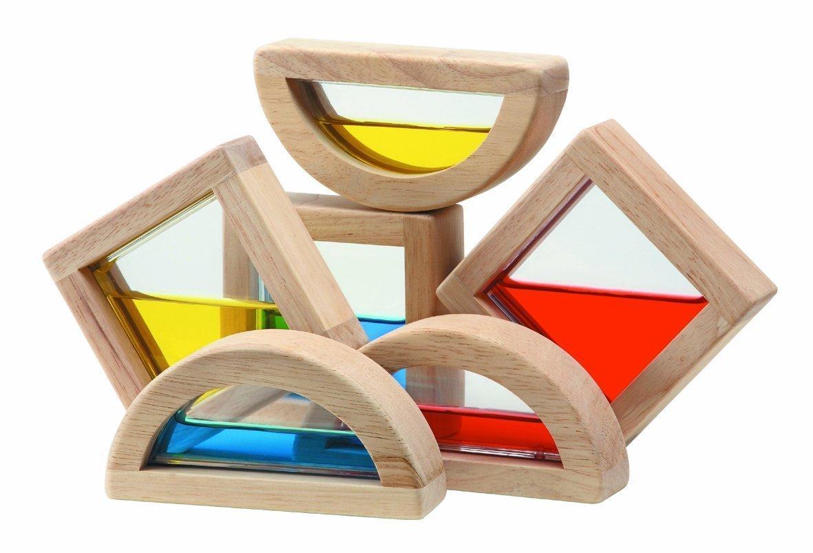 Plan Toys 55231 Water Blocks by Plan Toys [並行輸入品]   B017E57EZC