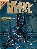 Heavy Metal Magazine, April 1977, Vol. I, No. 1
