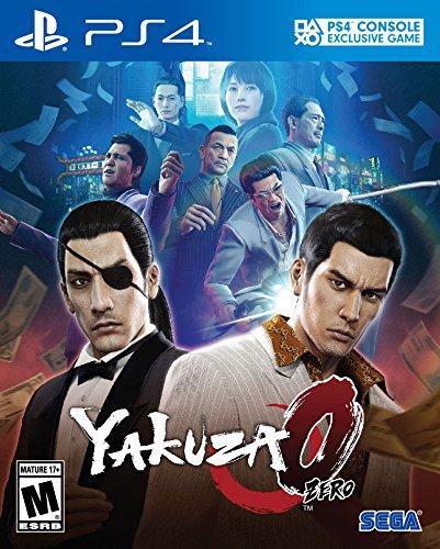 Yakuza 0 PlayStation 4 product image