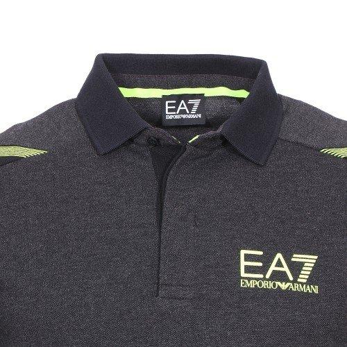 EA7 Tennis Pro M Polo Pq 2 - 6YPF58PJ61Z0213
