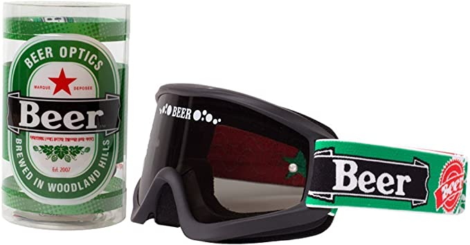 Beer Optics Heiny Dry Beer Goggles Smoke
