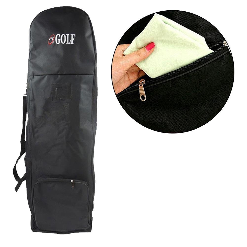 C-Pioneer Golf Travel Bag for Airlines with Wheels Golf Club Travel Cover To Carry Golf Bags by C-Pioneer (Image #8)