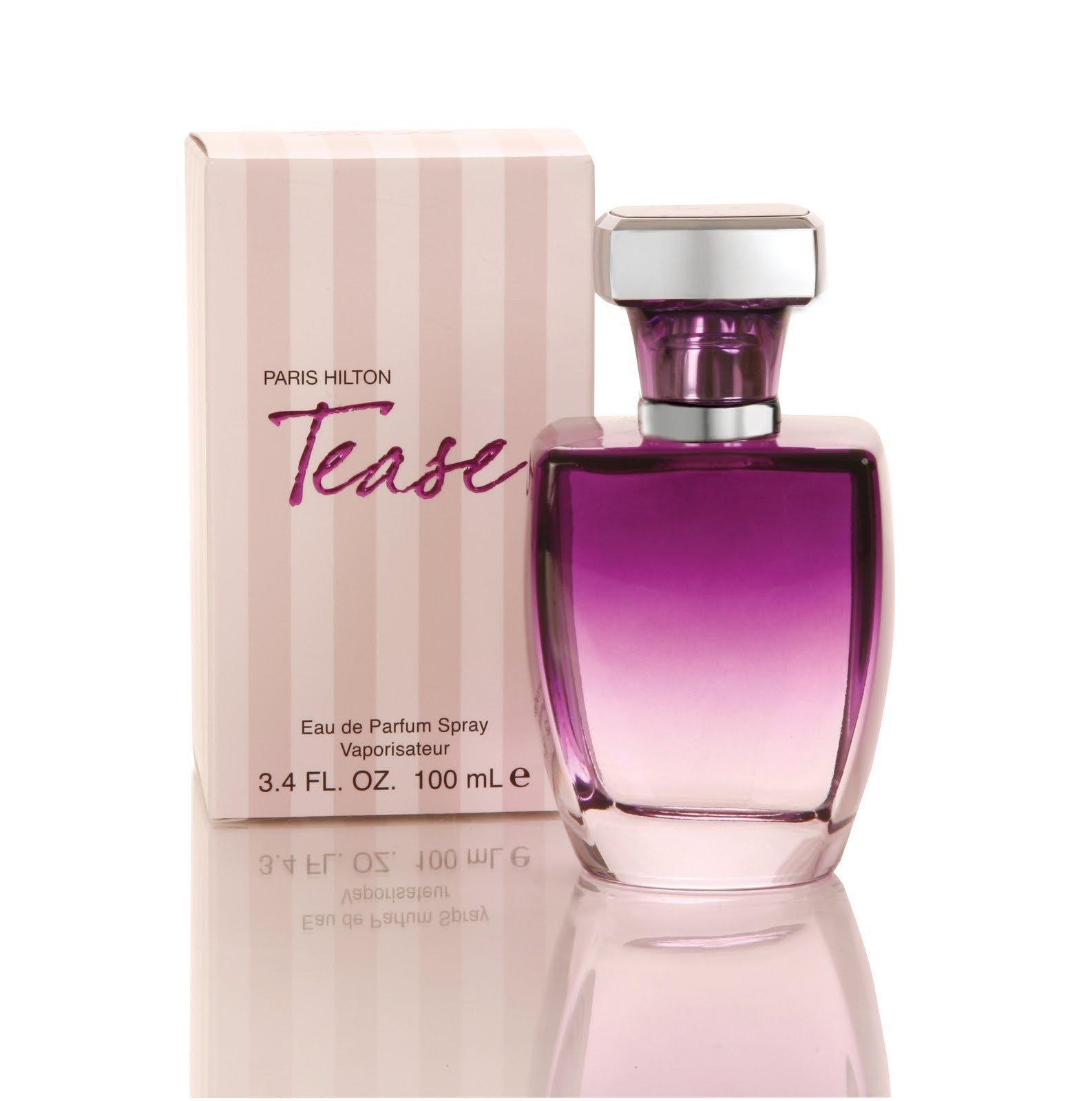 f465d4d87 Amazon.com : Tease By Paris Hilton Eau De Parfum Spray, 3.4-Ounce : Paris  Hilton Perfume : Beauty