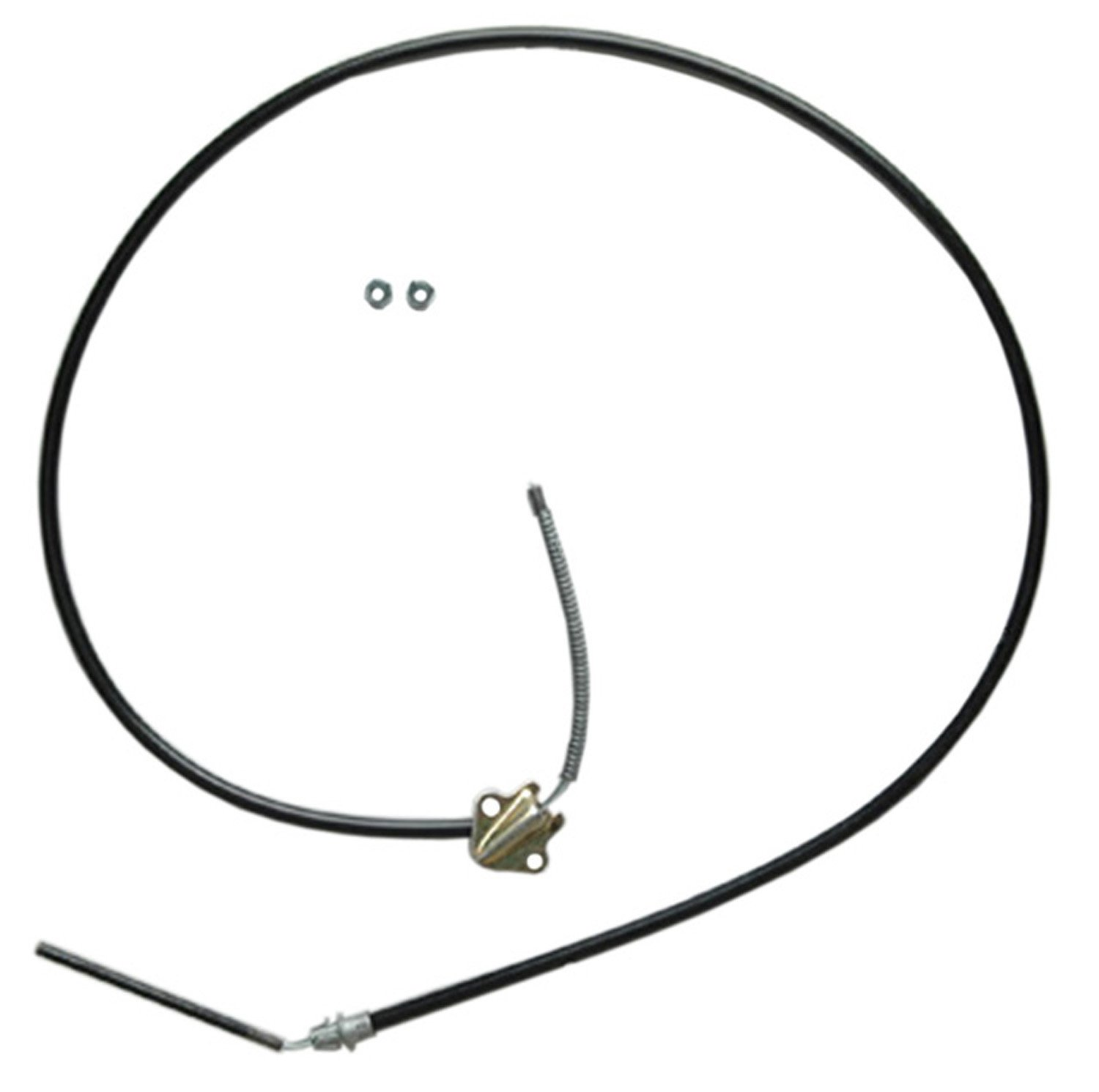 ACDelco 18P213 Professional Rear Passenger Side Parking Brake Cable Assembly