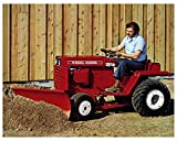 1974 Wheel Horse D180 Automatic Lawn & Garden