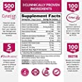 Hair Growth Vitamins; [Clinically Proven Ingredients] Award Winning Keratin, Biotin, More - Proven Hair Vitamins for Faster Healthier Hair Growth - Hair Loss & Thinning Supplement for Women & Men