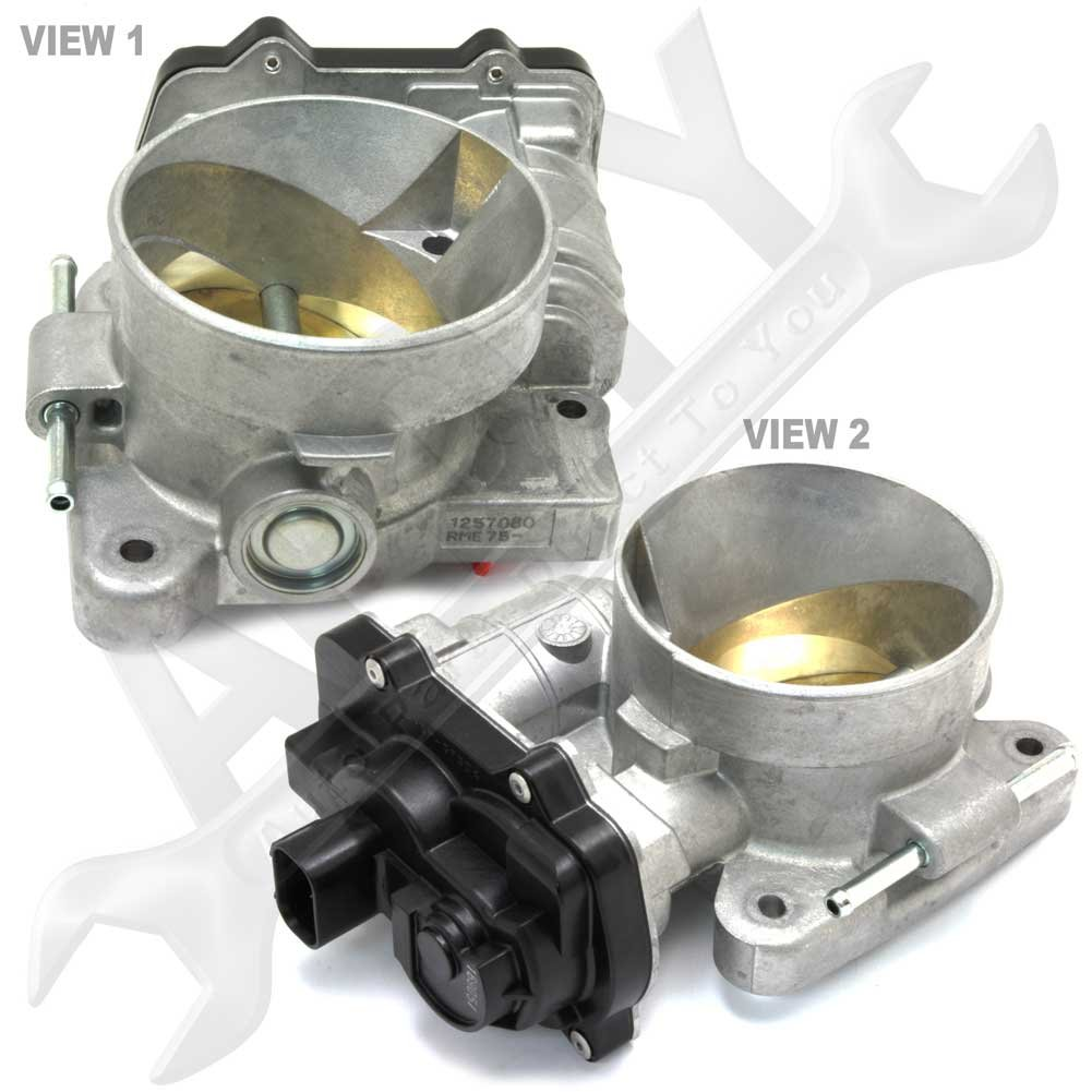 Apdty 112541 Throttle Body Assembly Fits Select Chevy Or Gmc Envoy Parts Diagram Engine Car And Component V8 Gas View Description Escalade Avalanche Silverado Sierra Ssr Suburban Tahoe