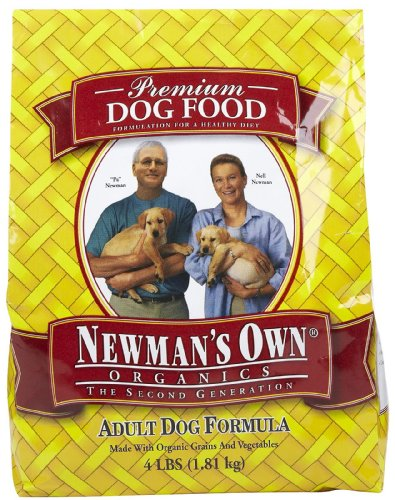 NEWMAN'S OWN 576004 6-Pack Organic Adult Chicken Dry Dog Foo