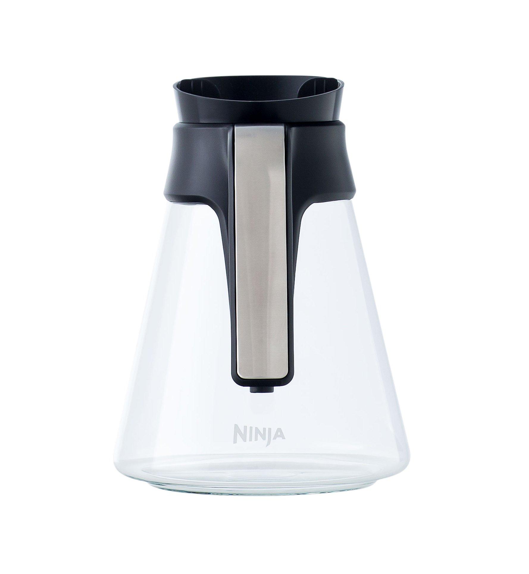 Ninja Coffee Bar 6-Cup Glass Replacement Carafe for Coffee Bar Brewers (CFCARAFEG)
