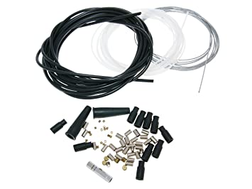 Bike Equipment - Sistema de cable Bowden para acelerador, universal: Amazon.es: Coche y moto