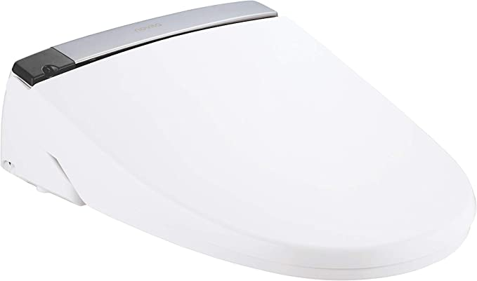 Kohler Novita Elongated Bidet Seat White Heated Deodorizing Night Light Auto Close And Open Bh90 N0 Amazon Com