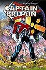 Captain Britain par Moore