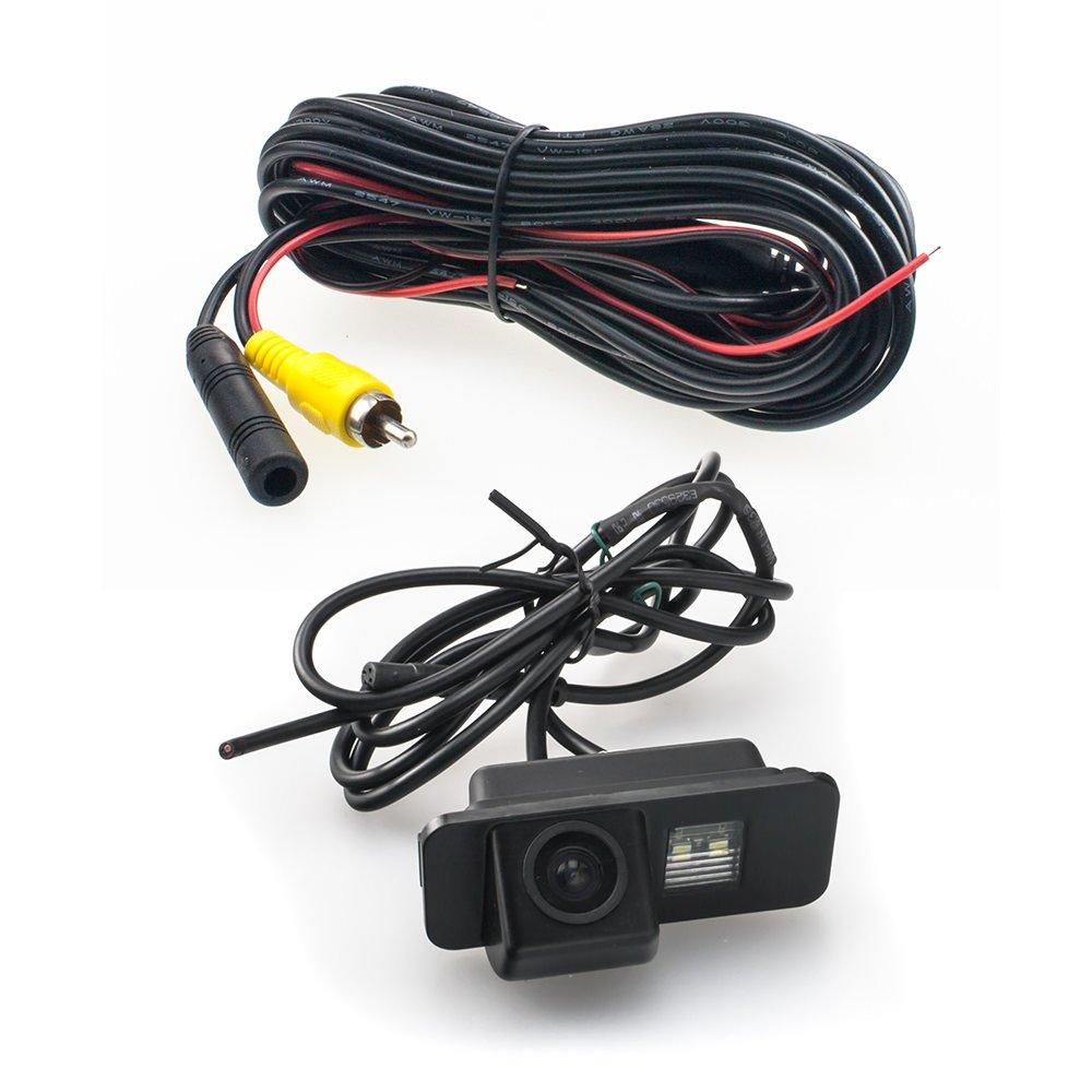 XCarLink Rückfahrkamera in Kennzeichenleuchte: Amazon.de: Elektronik
