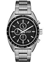 Chaps Rockton Stainless-Steel Chronograph Watch