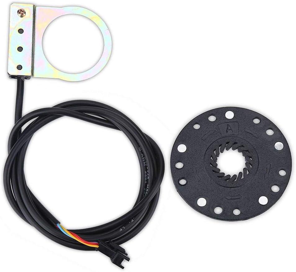 Asistente del sensor del pedal de la bicicleta, pedal MAGT Energía Eléctrica Bicicleta modo de asistente de voltaje del sensor eléctrico de bicicletas PAS EBike Asistente-Ciclismo de accesorios de bic