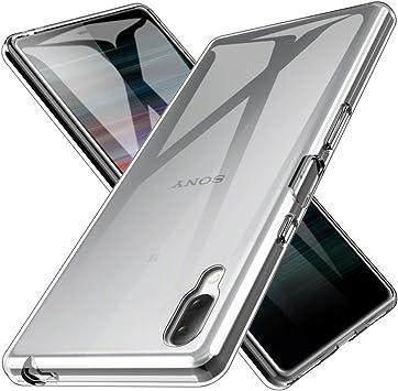 LK Funda para Sony Xperia L3, Carcasa Cubierta TPU Silicona Goma ...