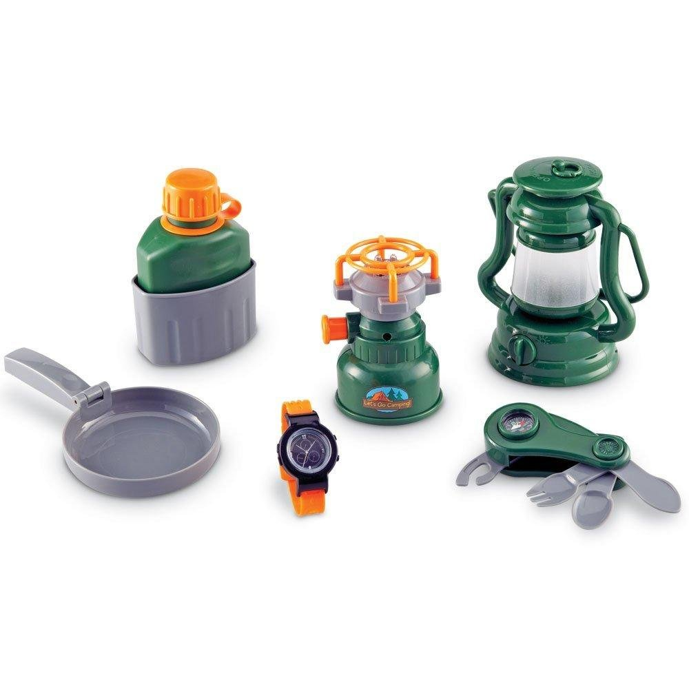 B00021Z2FK Learning Resources Pretend & Play Camp Set For Kids 619Q10SZNRL