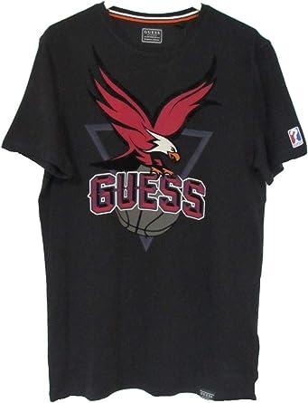 Guess Camiseta Hombre Dibujo Aguila (M): Amazon.es: Ropa y accesorios
