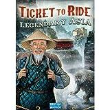 Kyпить Ticket to Ride: Legendary Asia DLC [Download] на Amazon.com