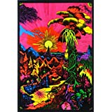 Lost Horizon Blacklight Poster Print (24 x 36)