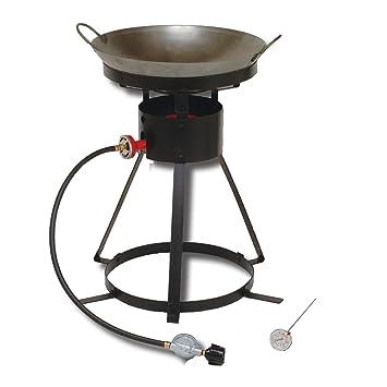 Image gallery outdoor wok for Viking wok burner