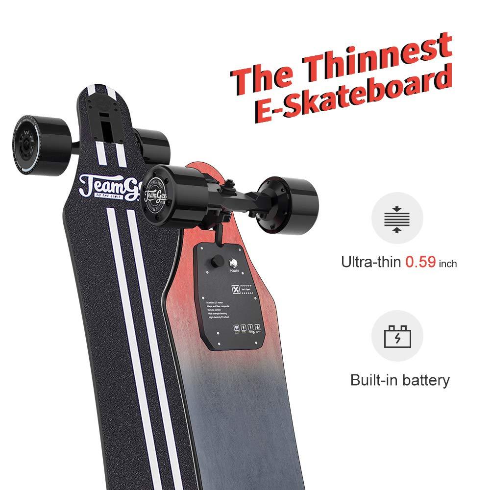 "Teamgee H5 37"" Electric Skateboard"