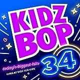 Music Best Deals - Kidz Bop 34