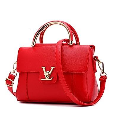 a65d3622040 Flap V Women's Luxury Leather Clutch Bag Ladies Messenger Bags Famous Tote  Bag