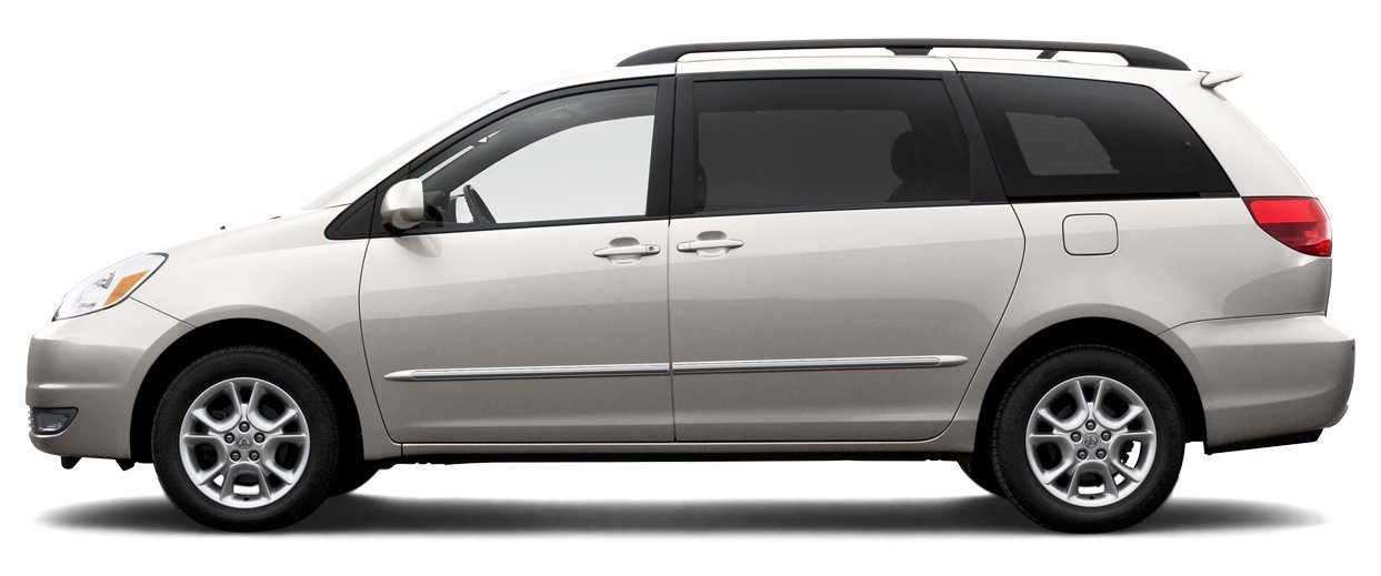 Amazon Com  2005 Toyota Sienna Reviews  Images  And Specs