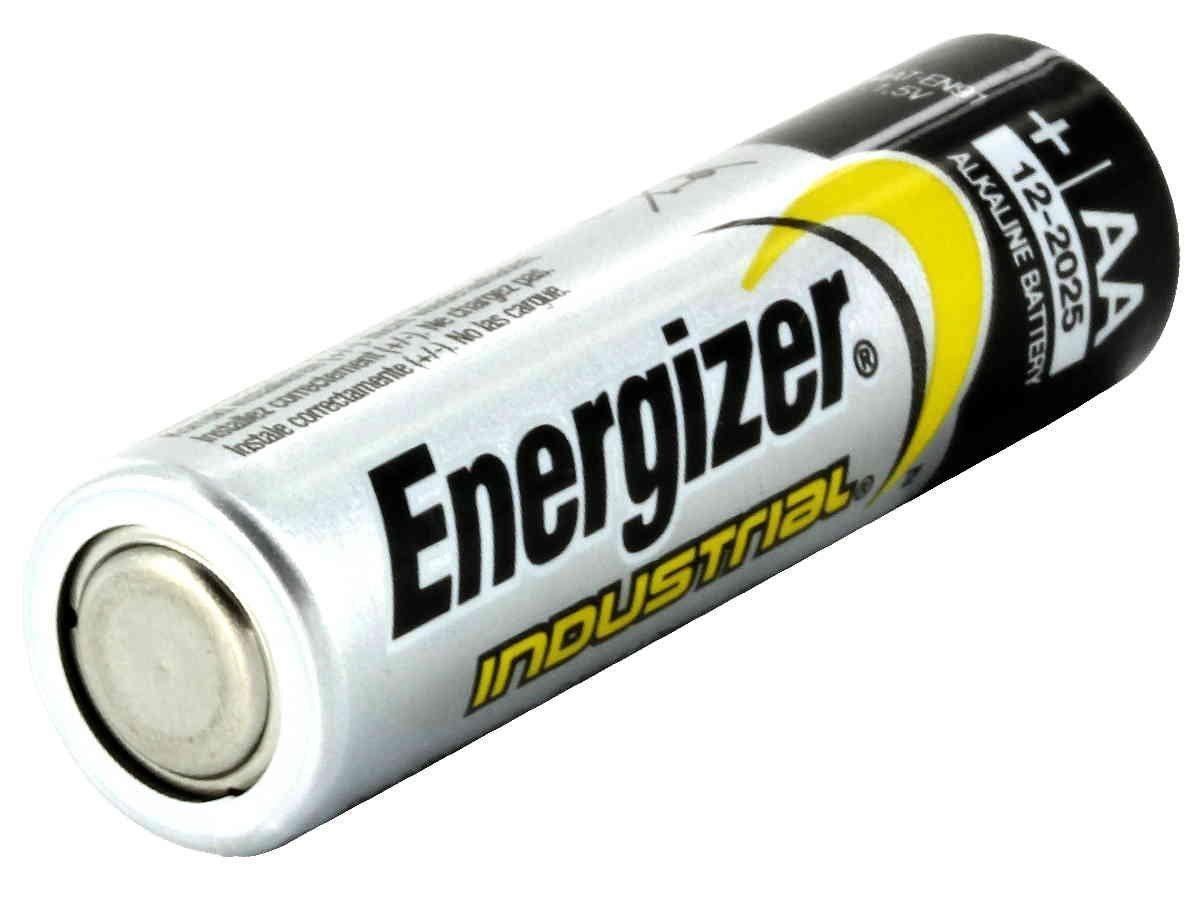 Energizer EN91 AA Industrial Alkaline 144 Batteries by Energizer by Energizer