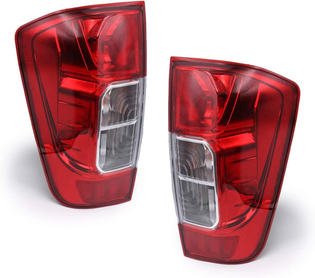 RH Right Tail Light Lamp For Nissan Navara D21 D22 D40 D23 NP300 Tray Cab