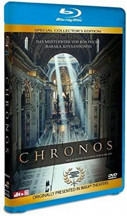 Chronos IMAX [Blu-ray] [Alemania]: Amazon.es: Fricke, Ron ...