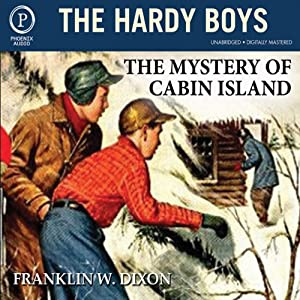 The Mystery of Cabin Island Audiobook
