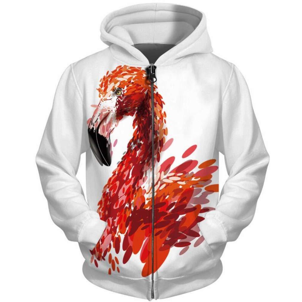 Snake beauty Marke Zipper Hoodies Männer Frauen 3D Print ROT Swan Tops Weiß Sweatshirt  Herren Bekleidung Fallen Zip Up Mantel Trainingsanzug