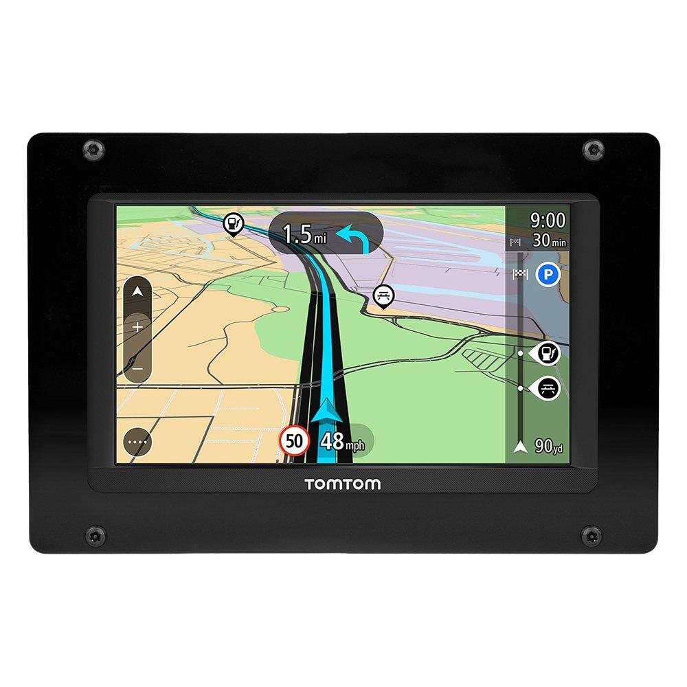 Padholdr Fit Tomtom Bridge Tablet Holder Hardware Mount Gloss Black (PHFTTB-GB) by PADHOLDR
