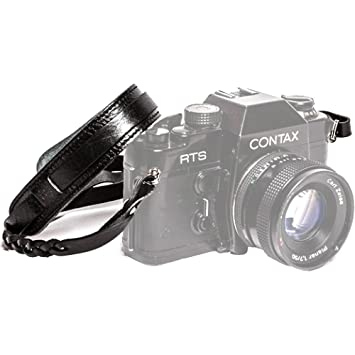 Ciesta css-hm12-a01 mano Leather Cámara correa para cámara réflex ...