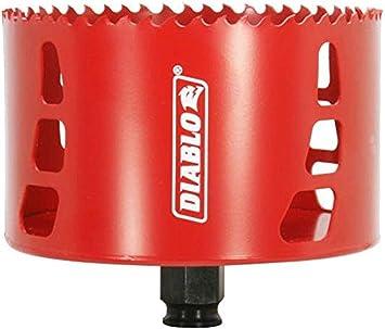 Diablo 2-1//8 inch Bi Metal Hole Saw Wood Steel Cutting Drill Bit Tool Accessory