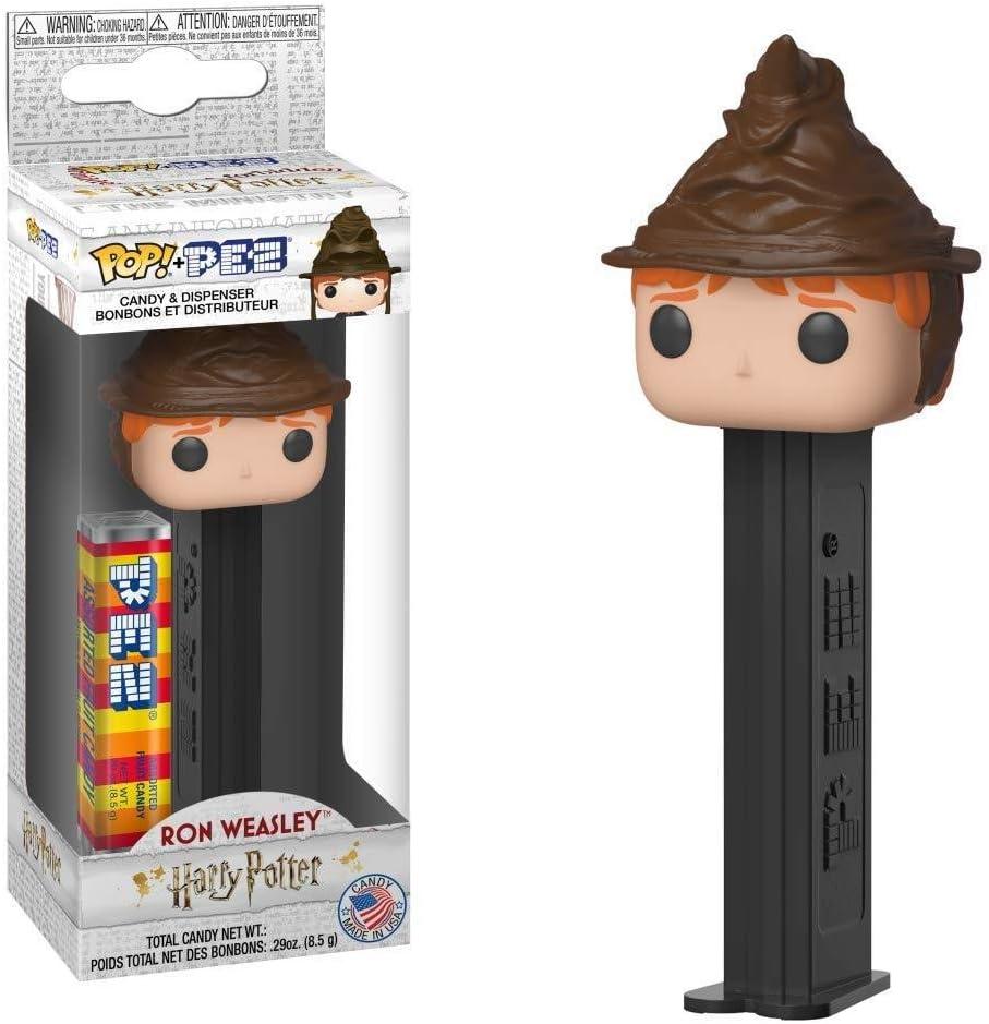 Funko Pop! Pez: Harry Potter - Ron Weasley (Sorting Hat ...