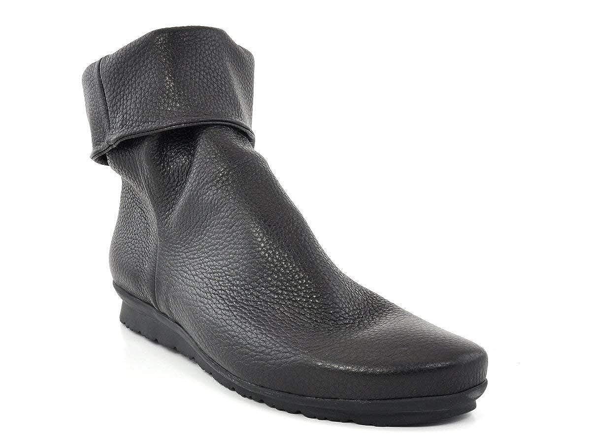 Arche Stiefelette Bararc cerf Noir 39: : Schuhe