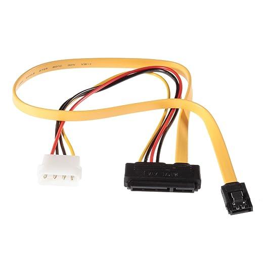 31 opinioni per Poppstar Cavo S-Ata 3 SATA 3 HDD / Cavo Dati SSD Premium con 2X Connettori a