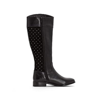 La  ROToute Collections Frau Lederstiefel  La Amazon   Schuhe ... 31d3d8