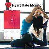 Lintelek Fitness Tracker, Heart Rate Monitor