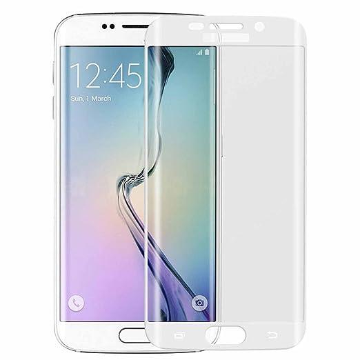 107 opinioni per Completo Protezione dello Schermo Vetro Temperato LCD per Samsung Galaxy S6 Edge